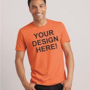 G640 Gildan T-Shirt 64000 Softstyle