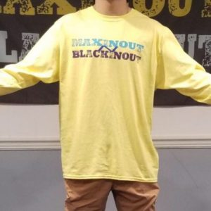 MaxinOut N BlackinOut T-shirts Suicide Prevention Hotline